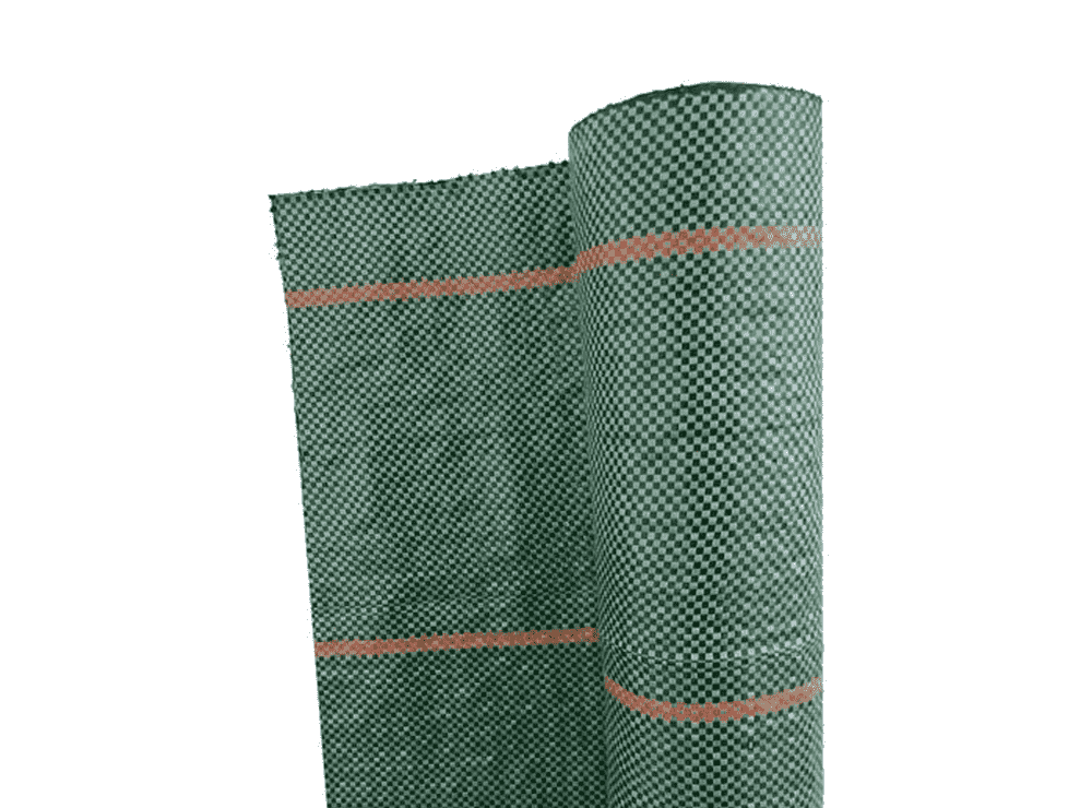 Weed Barrier Sheeting and Garden Fabric - Green