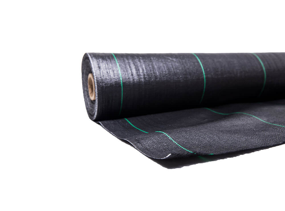 PP Woven Weed Mat, Weed Barrier Fabric